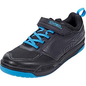 O'Neal Flow SPD Schoenen Heren, zwart/blauw